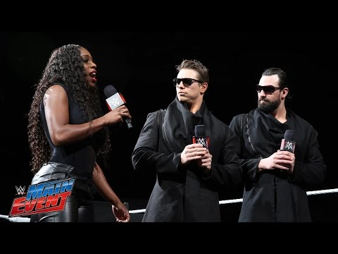 miz Tv With Special Guest Naomi: Wwe Main Event, December 16, 2014 video