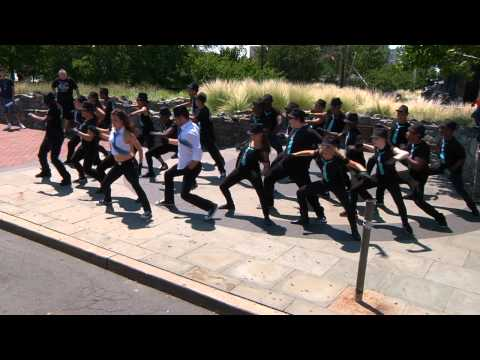 STEP UP REVOLUTION - Flash Mob Contest (PHILADELPHIA)