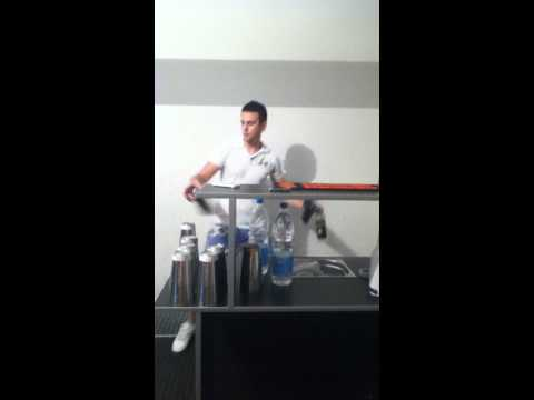 flair bartending working flair skill milan blagojevic