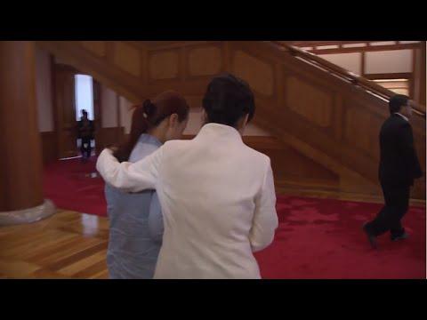 세월호 참사, 대통령이 안아 주던 수빈엄마 그 후..
