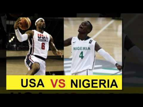 USA vs Nigeria 156-73 Olympics 2012 Watch FREE!! HIGHEST GOAL RECORD!!