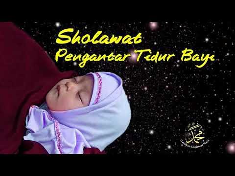 Sholawat Pengantar Tidur Anak Bayi Ampuh Bikin Nyenyak dan Penenang Hati