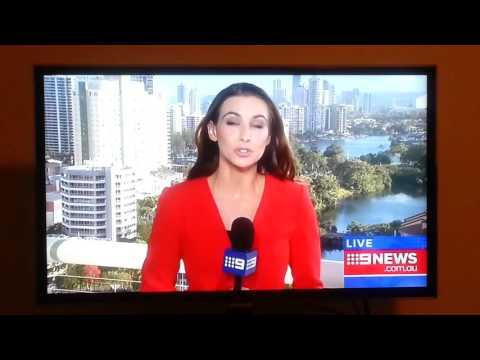 9 Gold Coast News - First sport story (7/1/2016)