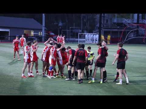 Northeastern Rugby vs Fairfield 10/14/2017