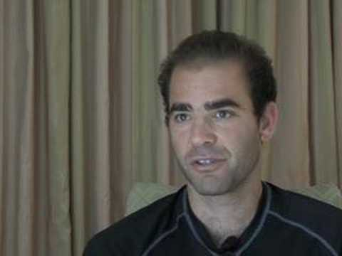Pete Sampras is Back! Video