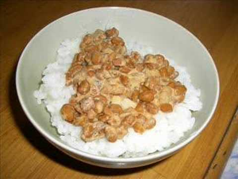 How to Eat Natto