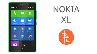 Nokia XL - обзор смартфона на Android
