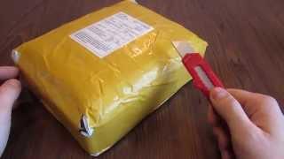 Распаковка посылки из Китая №17 UMI ZERO!!! Стильный смартфон. Самая быстрая доставка Aliexpress.