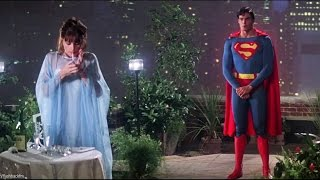 Lois Lane interviews Superman | Superman (1978)