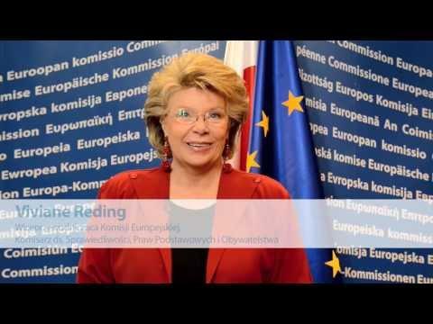 Dialog Obywatelski - zaprasza Viviane Reding