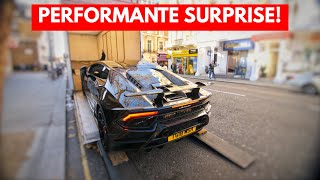 huracan performante surprise delivery