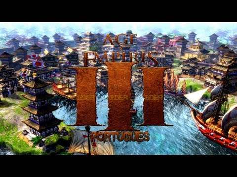 TutoriaL- Como Deixar o Age of empires 3 totalmente em Portugues