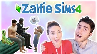 Is Our Game Broken???   Zalfie Sims Edition [27]