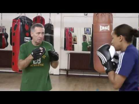 The best of the London 2012 Olympics profile: boxer Natasha Jonas