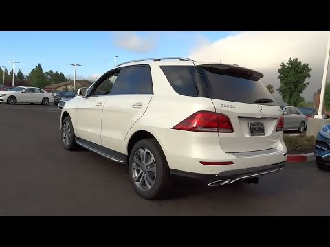2016 Mercedes-Benz GLE Pleasanton, Walnut Creek, Fremont, San Jose, Livermore, CA 16-2227