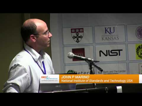 John P Marino | National Institute of Standards and Technology | USA | BABE 2014 | OMICS