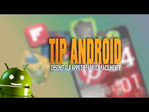 Cómo desinstalar o eliminar aplicaciones de fábrica en Android - Configurarequipos Android