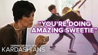Proof That Kris Jenner Is All Our Moms | KUWTK | E!