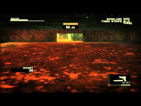 Let's Play Together Metal Gear Solid 3 Snake Eater 08: Snake vs Ocelots