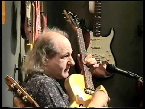 Ted Greene Seminar - California Vintage Guitar 5-18-03 part 3