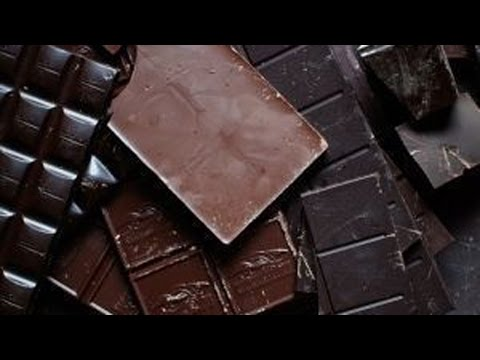Chocolate: How to Make Healthy Raw Vegan Gluten free Chocolate - that's Yummy and good for you