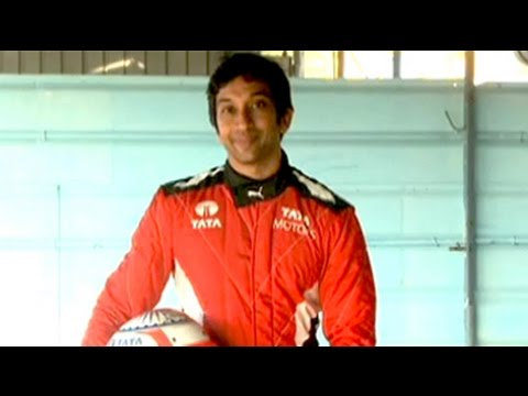 Narain Karthikeyan on Follow The Star