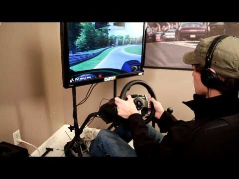 Obutto Ozone Sim Racing Cockpit Review #2