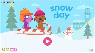 Snow Day - Funny Game For Kids