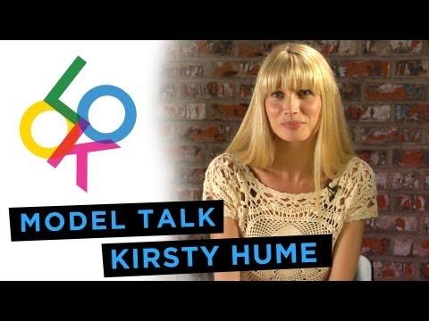 Kirsty Hume: Model Talk