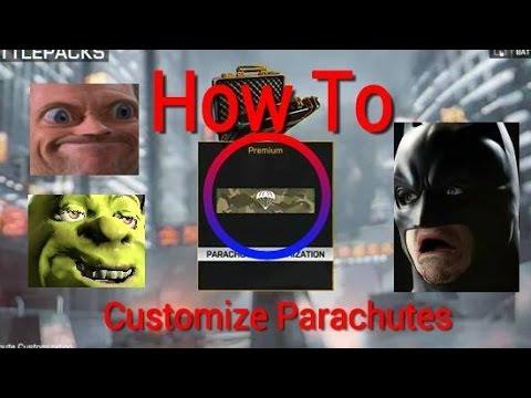 Parachute Camo Bf4 Your Parachute Custom Bf4
