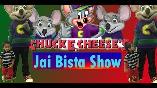 Chuck E Cheese Family Fun Indoor Games for Kids | Kids Learning Videos