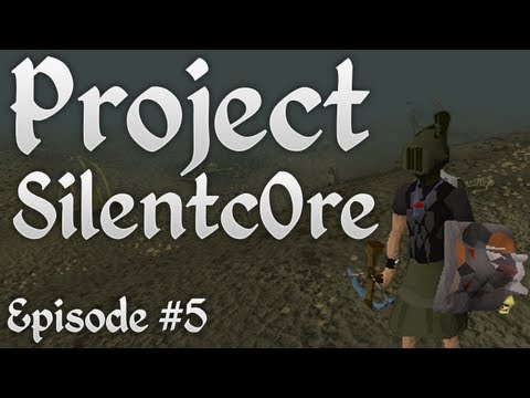 HUNTING RED CHINS Project Silentc0re: Episode 5 (RuneScape 2007)