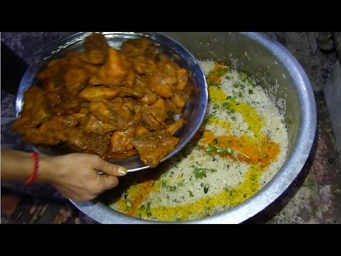 Pakistani Biryani | Prepared Chicken Biryani