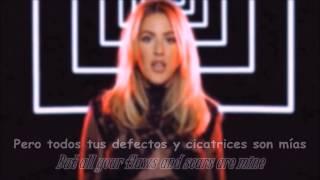 Ellie Goulding - Still Falling For You Sub Español-Ingles