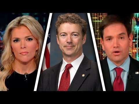 Rand Paul Battles Marco Rubio In Their Own Cuban Missile Crisis