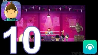 Love You To Bits - Gameplay Walkthrough Part 10 - Levels 23-24 (iOS)