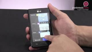 Celular LG® Optimus L4X (E440)