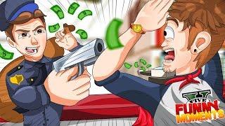 CORRUPT COPS IN GTA 5 | GTA 5 Online Funny Moments