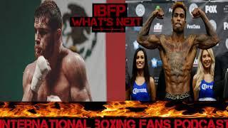 Canelo Alvarez vs Jermall Charlo in SEPTEMBER? IBFP what's next