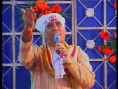 Ik Tu Sacchi Sarkar Maa Jhandewali By Mh. Sh Harbans Lal Bansi Ji At Jhandewala Mandir video