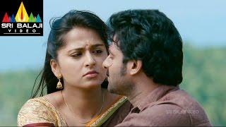 Mirchi Movie Anushka and Prabhas Scene | Prabhas, Anushka, Richa | Sri Balaji Video