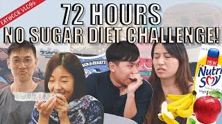 No Sugar Diet for 72 Hours! | 72 Hours Challenges | EP 3