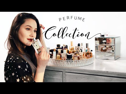 Perfume Collection & My Favourite Niche Fragrances | Karima McKimmie