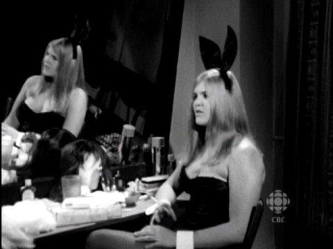 CBC Archives: Playboy Bunny 1966