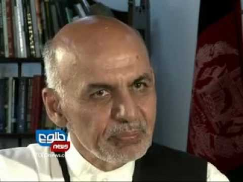 Ashraf Ghani Ahmadzai Interview With Ashraf Ghani Ahmadzai