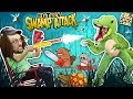 CROCODILE SWAMP!  Animals R Attakkin Meh! (FGTEEV Funny Gameplay/Skit)