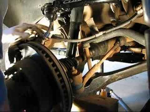 How To Install Replace Front Upper Control Arm Ford F150