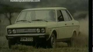 Publicité Publivores Bob - Fiat 131