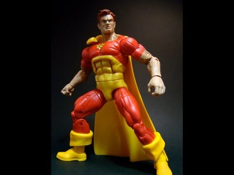 Marvel Legends Hyperion Wave 4 Review