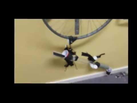 Rube Goldberg Machine in Sant Bani School physics Spring 2014 - 05/19/2014